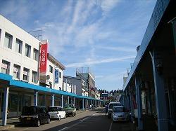 2007.10.22 晴天ですが地震雲で賑やかな空です