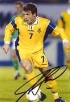 ●アンドリー・ボロニン サイン入りフォト画像