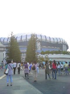 京セラドーム!!!!