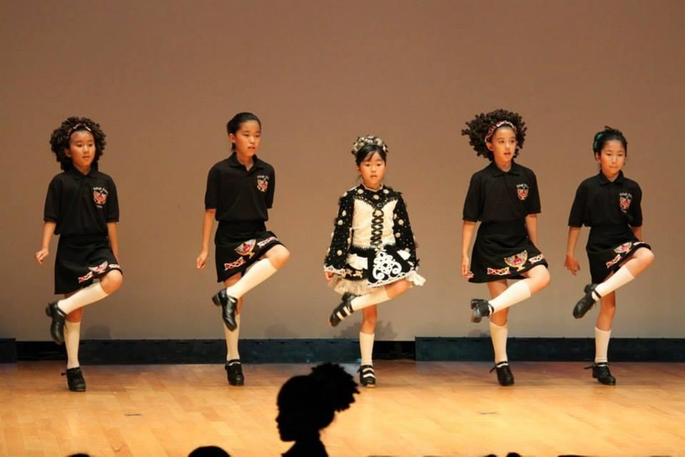 アイリッシュ・ダンス