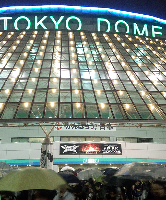BABYMETAL東京ドーム公演