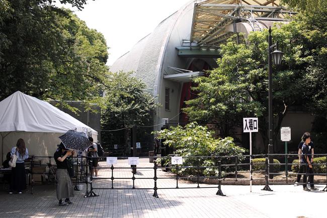 PLAYTHINGS IN THE SKY/上野恩賜公園水野外音楽堂