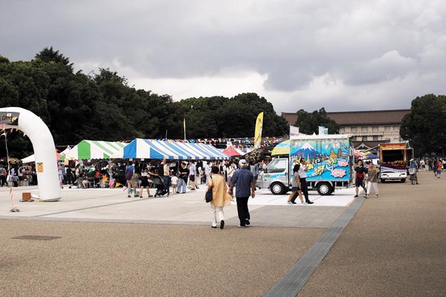 タイフード&ビアフェスティバル/上野公園