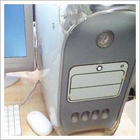 MacG4MDDの修理