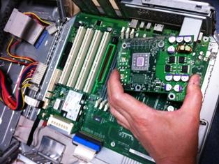 G4のCPUボード交換
