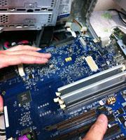 G4MDDのロジックボード交換