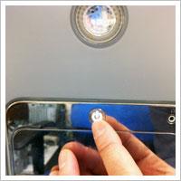 FW800の電源ランプ点滅