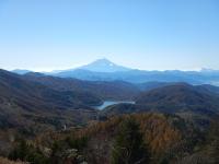 大菩薩峠富士