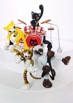Rock'n Roll Cats