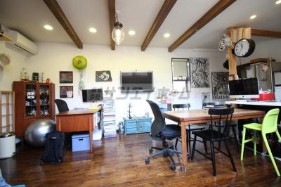 デザイン会社の事務所みたい♪こんな素敵なおうちに住みたい!