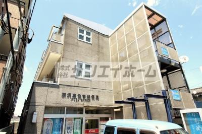 ADビルは、所沢の東住吉郵便局の建物♪しっかりした造りですよ!