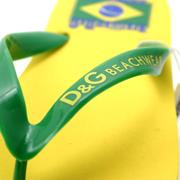 D&G ドルチェ&ガッバーナのビーチ・サンダル ★ブラジル★