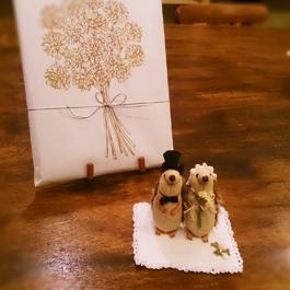 結婚式,wedding,ウェルカムドール
