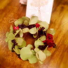 リース,flower epoque