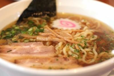 チャーシュー麺 焼豚