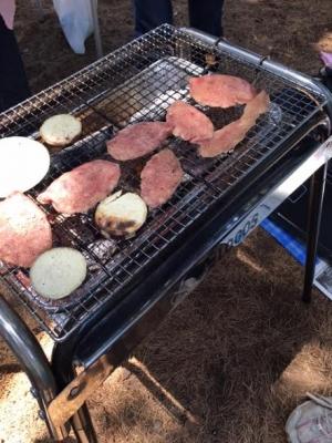 バーベキュー 牛肉 牛タン