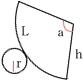円錐の表面積と体積