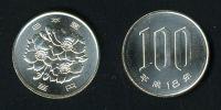 百円硬貨の表と裏