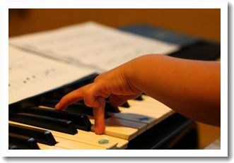 ピアノ デタラメ弾き