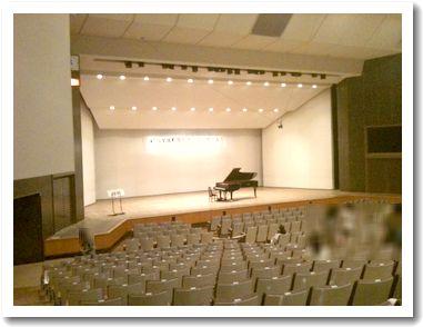 町田ピアノコンクールにて