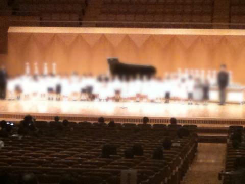 グレンツェンピアノコンクール表彰式