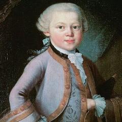 幼少期のモーツァルト