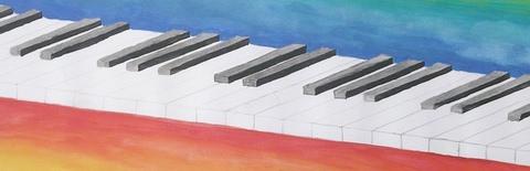 まずはピアノでコードに慣れよう