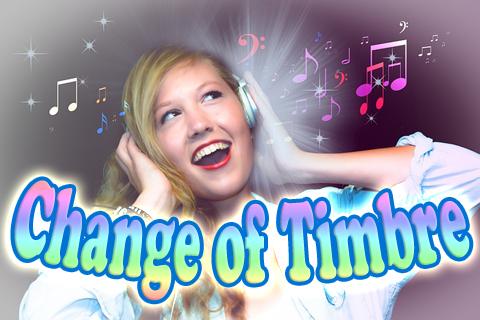 ピアノの音色の変化