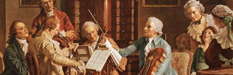 ハイドンの弦楽四重奏曲