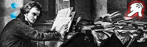 ベートーヴェンの膨大な作品