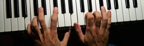 ピアニストに向いている指