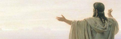 日の出に祈る古代ギリシア人