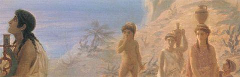 古代ギリシアの市井の人々