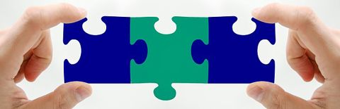 パズルの写真