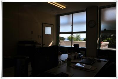 事務所から見た風景