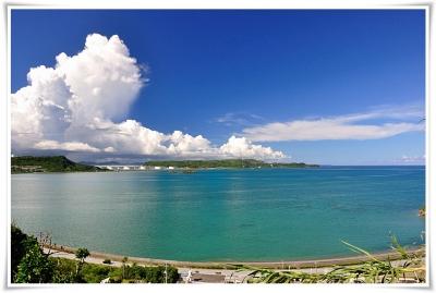 浜比嘉島の景色