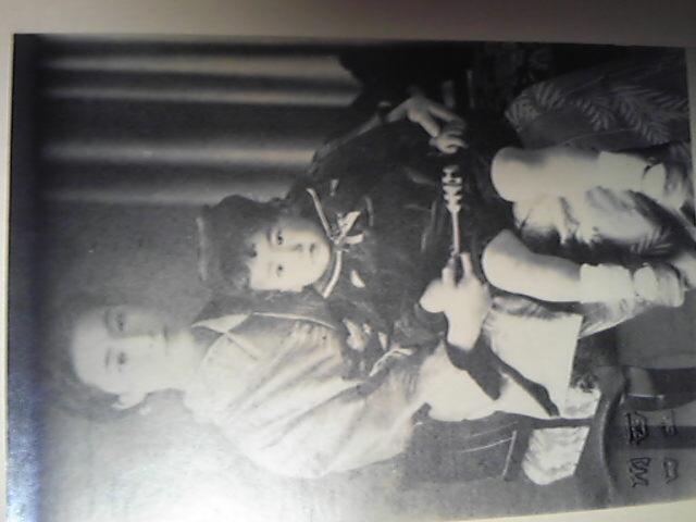 祖母若い頃よしこおばさんと☆.jpg