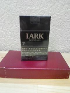 ラーク ブラックラベル