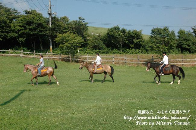 風薫る丘みちのく乗馬クラブ 乗馬スクール