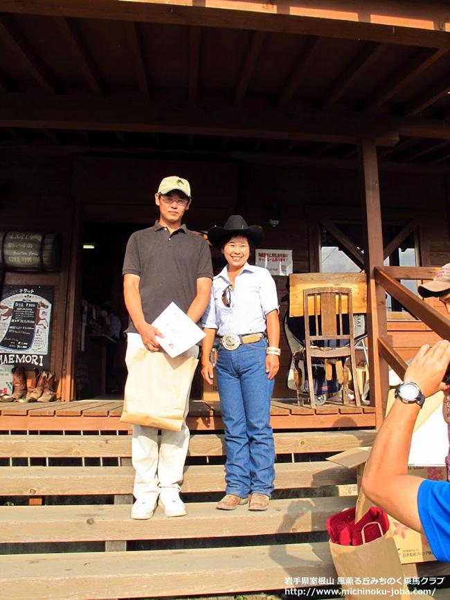 前森チャンピオンシップ2012 風薫る丘みちのく乗馬クラブ