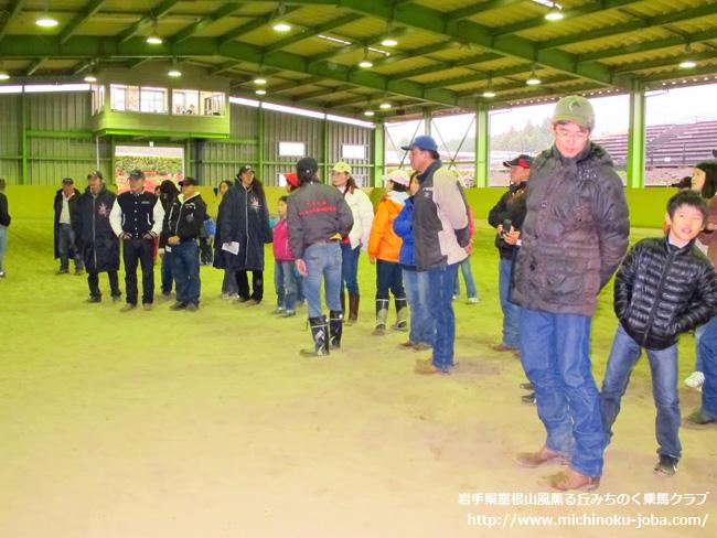 All Open Horse Show 2012 大会最終日 風薫る丘みちのく乗馬クラブ