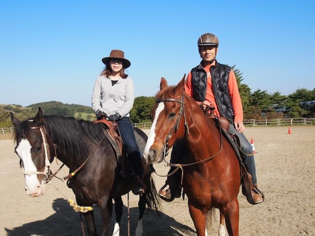 風薫る丘みちのく乗馬クラブ