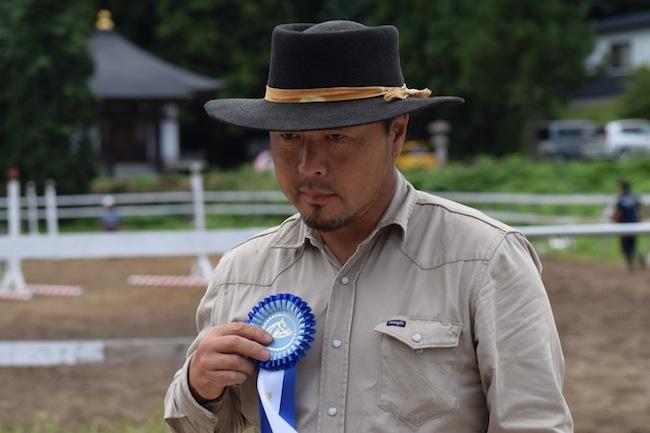 加藤さん表彰