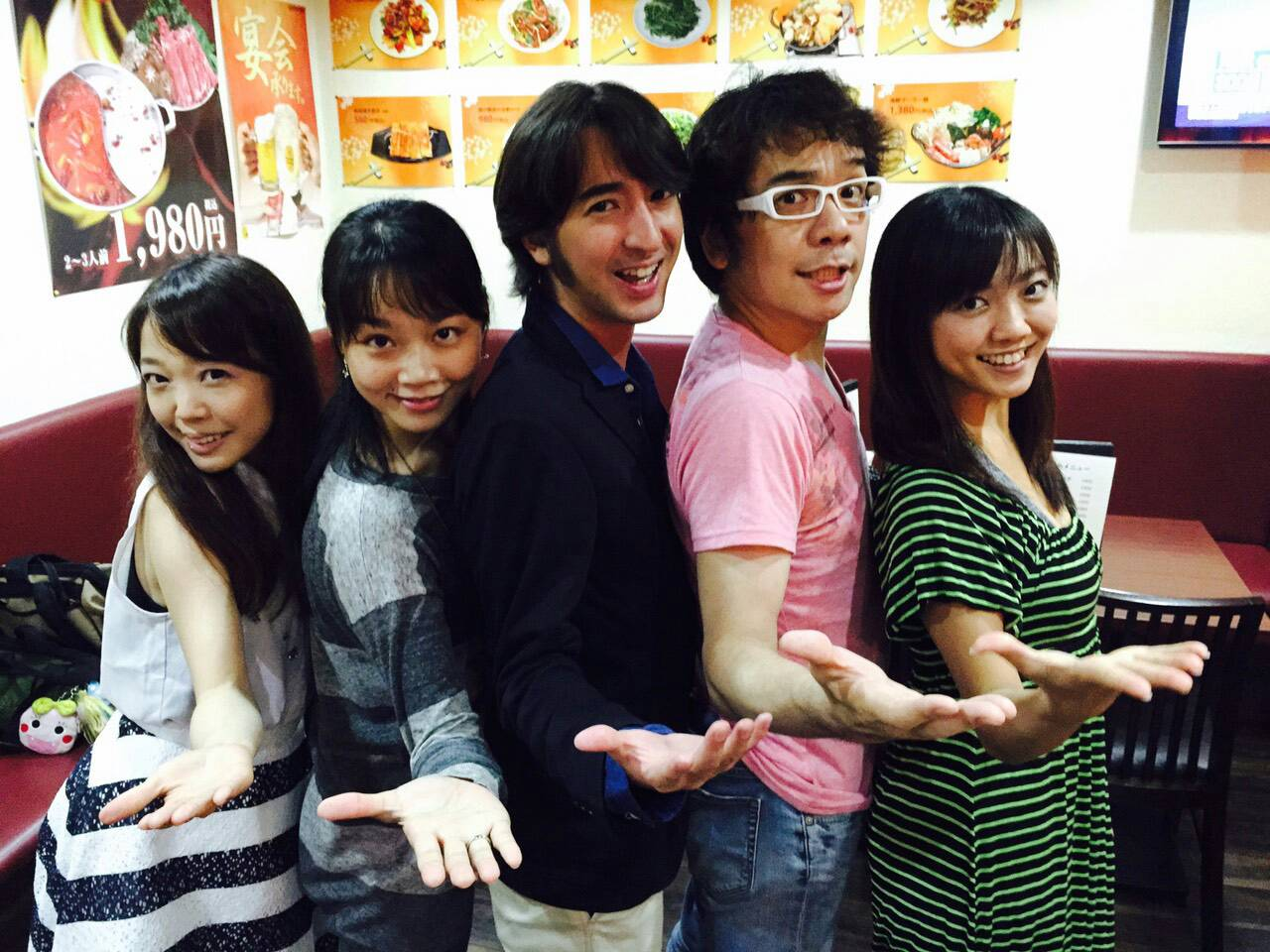 黒田組で、ツラヌキで。