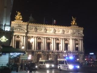 パリオペラ座!
