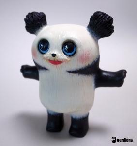 popbox jump パンダのピンピン