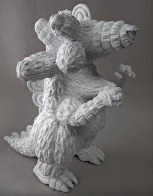 フーセンゴッズの立体の画像