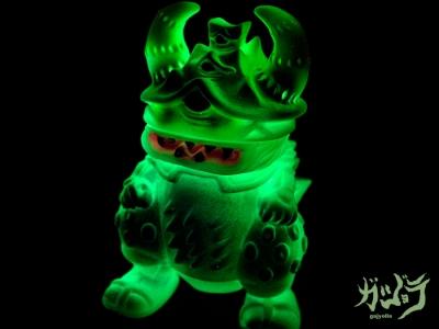 戦国女子妄想怪獣 Gajyolla(ガジョラ) 後藤彩色所 3rd 彩色版蓄光<G.I.D.>の画像