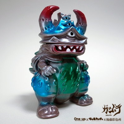戦国女子妄想怪獣 Gajyolla(ガジョラ) 後藤彩色所 4th 彩色版の画像
