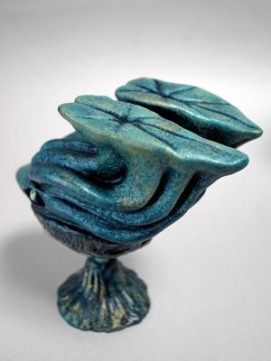 芋怪獣 Taro石粉粘土1点ものTypeA画像